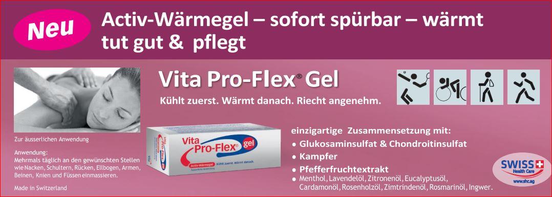 Vita Pro-Flex® &Zwei Tuben