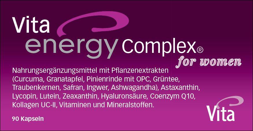 Vita Energy Complex® &for women