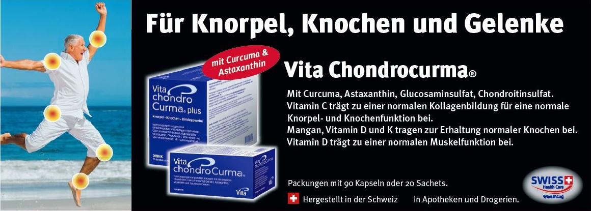 Vita chondroCurma® plus &Doppelpack