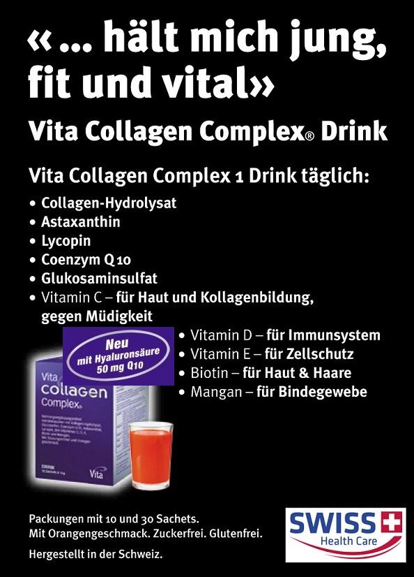 Vita Collagen Complex®  &Doppelpack