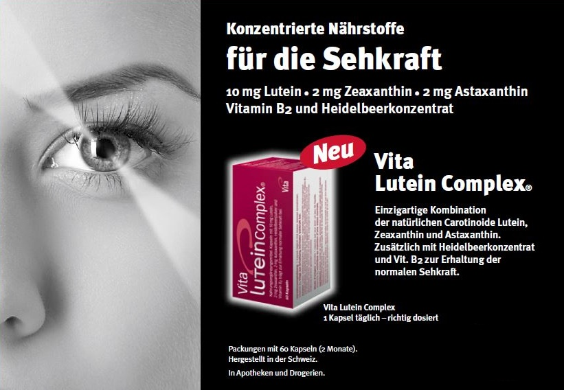 Vita Lutein Complex®
